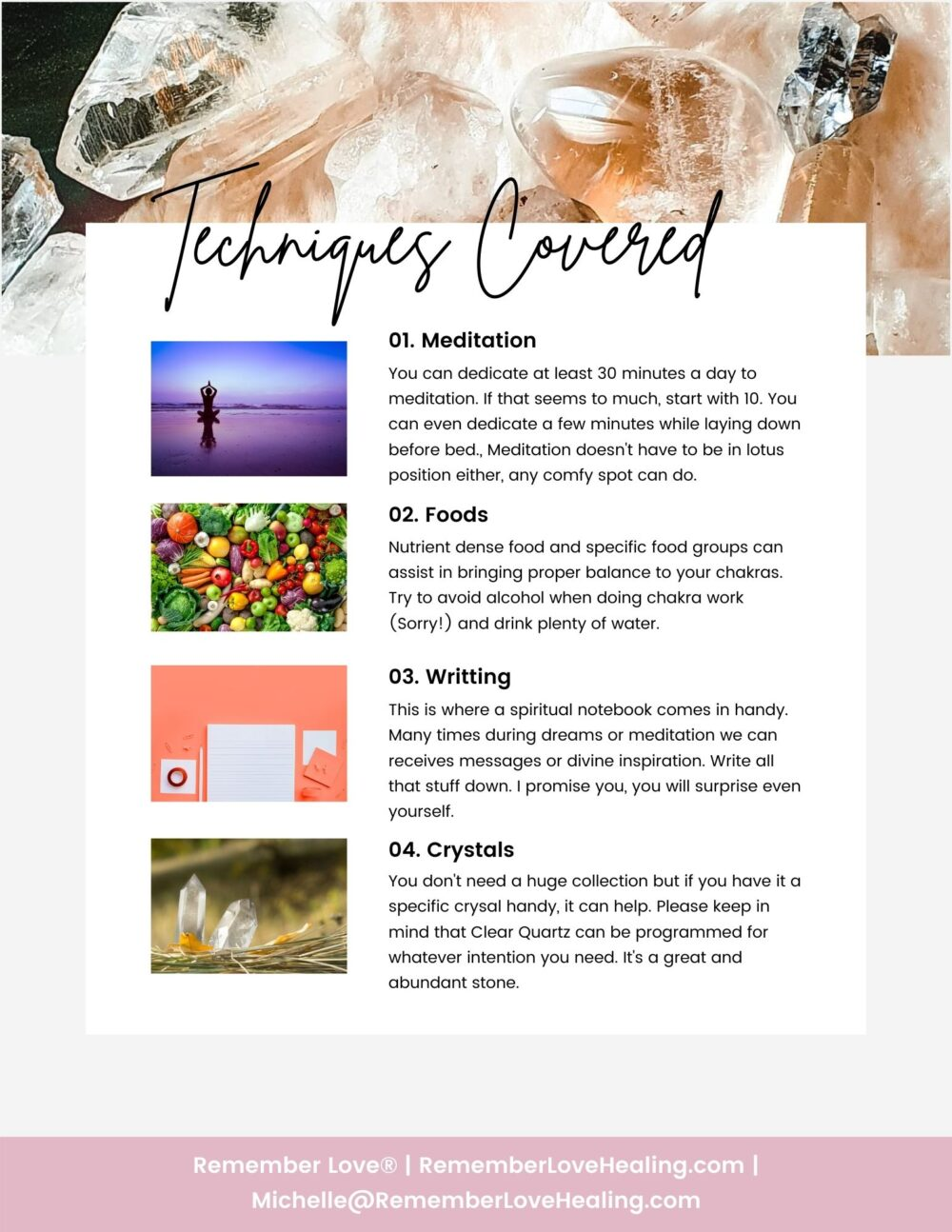 Chakra Health Preview Page 3