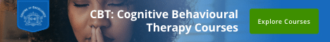 ad for Cognitive behavioural Therapy Course